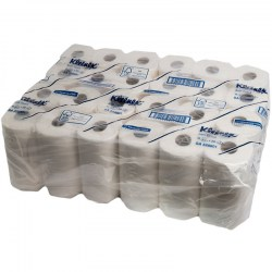 Kleenex2Ply48x350SheetsUnwrapped