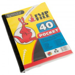 filesleeves40pocketbooklet